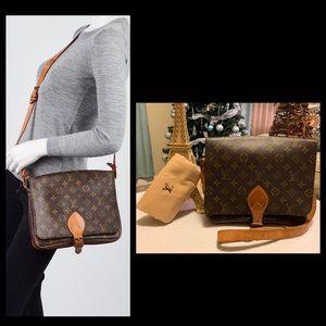 Louis Vuitton Cartouchiere shoulder bag